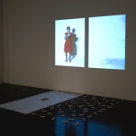 Installation view at the Arario Gallery, New York, New York